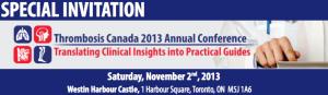 conference invitation, november 2, 2013, banner